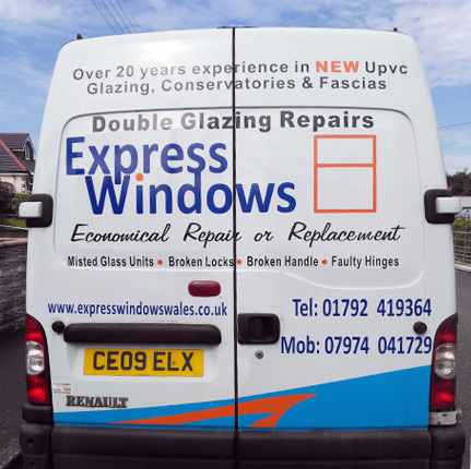 Express Windows Wales